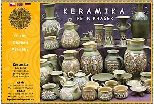 Keramika české budějovice
